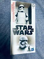 "Star Wars - The Force Awakens (6"") - First Order  STORMTROOPER 2019 MIB"