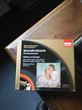 CD RICHARD STRAUSS LE CHEVALIER A LA ROSE SCHWARZKOPF LUDWIG KARAJAN