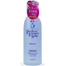 SHISEIDO Perfect Essence Silky Moisture Toner Silk Essence Collagen