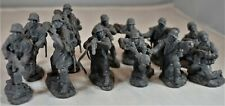 "Tssd11A ""Wwii German Elite Troops (Gray)"" 54mm Plastic Toy Soldiers"