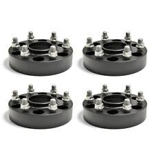 4Pcs 38.1mm Forged Rim Wheel Spacer 6x114 fit Nissan Navara D40(Fit:Navara)