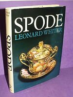 Spode : A History of the Family, Factory and Wares 1733 to 1833 H/B 1970 1/1 (BB