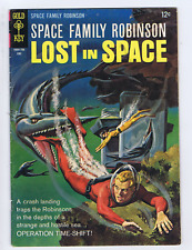 Space Family Robinson #22 Gold Key 1967