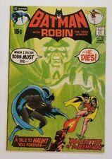 BATMAN #232 VF 8.0, Neal Adams, 1st Ra's al Ghul, DC Comics 1971 Key Issue!!