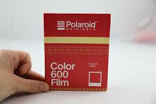 Pellicule POLAROID Color 600 Film édition limitée Festive Red edition Neuf New