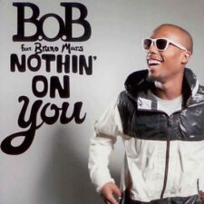B.o.B. feat. Bruno Mars - Nothin' On You - Single CD (2 Track) Rap & Hip-Hop