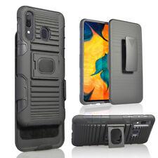 Outdoor Belt Clip Holster Case Fr Samsung Galaxy Note10/A10e/50/20/10/S10/J4/J6