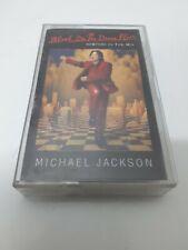 MICHAEL JACKSON BLOOD ON THE DANCE FLOOR AUSSIE CASSETTE EXCELLENT!!!