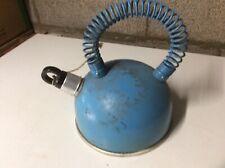 Bouilloire ancienne vintage Bleue BEKA