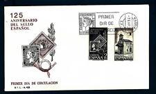 SPAIN - SPAGNA - 1975 - 125° anniversario del francobollo spagnolo