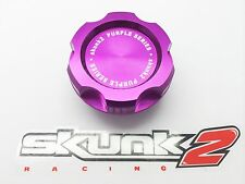 SKUNK2 PURPLE BILLET ENGINE OIL CAP HONDA ACCORD CIVIC CRV JAZZ INTEGRA S2000