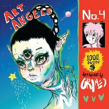 GRIMES: Art Angels (2015/2020) Limited Edition Archival Pigment Print, 24x24