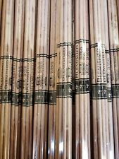 12 (500) BLEMISHED GOLD TIP Traditional Bare Shafts carbon arrows. Dozen