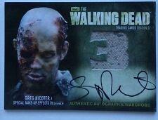 The Walking Dead season 3  wardrobe card