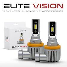Elite Vision Astrea LED Conversion Kit H11 H8 H9H16 for Fog Lights