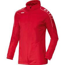 JAKO #7401 Regenjacke Allwetterjacke Team Rot/weiß L