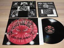 PANTERA LP - I Am the night / mmr-1985 Press NEUF