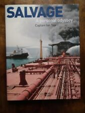 Salvage: A Personal Odyssey - Ian Tew *Signed, Limited Edition 429/500*