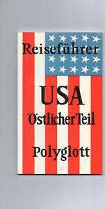 Reisen - Polyglott Reiseführer USA östlicher Teil