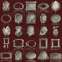 25 3D STL Hunting Frame Models CNC Router Carving Machine Artcam aspire Vcarve