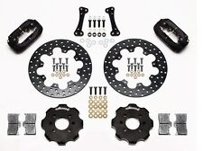 Wilwood Dynalite Front Drag Brake Kit Fits Honda Civic,Acura Integra,Drilled -