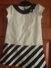 Gymboree girls cape cod cutie dress size 4 nwt
