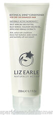Liz Earle Botanical Shine CONDITIONER 200ml DRY/DAMAGED Hair Shea Butter