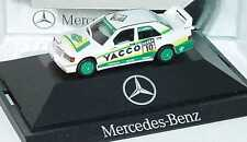 1:87 Mercedes-Benz 190E Evo II DTM 1991 Snobeck Yacco 10 Laffite - Dealer-Ed