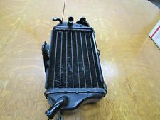 KX 125 KAWASAKI @1991 KX 125 1991 RIGHT RADIATOR