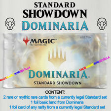 MTG Standard Showdown DOMINARIA Booster Pack Sealed New ENGLISH