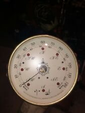 Vintage Downeaster Wind Direction & Speed Knots MPH Gauge Dial Dome Cape Cod MA