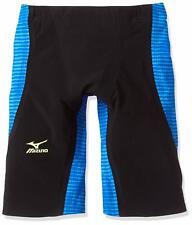 MIZUNO Swim Suit Men GX-SONIC III ST FINA N2MB6001 Black / Blue Swimwear