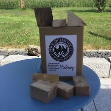 Hickory Chunks 1,5 kg BBQ Holz Smoker Wood Räucherholz Grillholz Barbecue BBQ