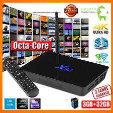 3GB+32GB X92 Smart TV Box Android6.0 OctaCore 4K*2K H.265 Dual WIFI 3D BT VP9 DE