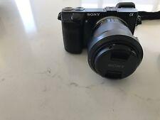 Sony Alpha NEX-7K 24.3 MP Digital Camera - Black (Kit w/ E OSS 18-55mm Lens)