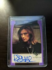 Robin Atkin Downes as Byron 'Babylon 5' Factory Signed Autograph Card