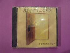 CD, Jenny Rogers, I Choose Life,Great CD!!