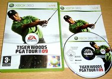 TIGER WOODS PGA TOUR 09 - Xbox 360 Spiel XBOX360 cooles GOLF Spiel