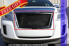 GTG 2010 - 2015 GMC Terrain 1PC Black Upper Insert Mesh Grille Grill Kit