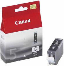 ORIGINAL CANON PGI-5BK PIXMA MP 500 510 520 530 600 610 800 810 830 950 960 970