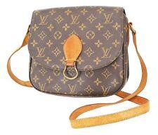 Authentic LOUIS VUITTON Saint Cloud GM Monogram Shoulder Bag #38639