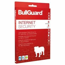 BullGuard Internet Security 2018 Multidevice, 5 Geräte - 3 Jahre, Download