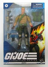 "G.I Joe Classified DUKE 6"" Figure #04 MIB NEW Hasbro 2020 ARAH"