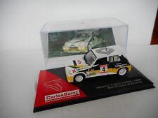 Die cast 1/43 Renault 5 Maxi Turbo 1986 Rally Principe De Asturias M B   by Ixo