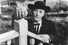 Robert Mitchum The Night Of The Hunter Classic Poster