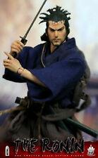 1/12 Bullet Head The Ronin Samurai Warrior Miyamoto Musashi Action Figure BH007