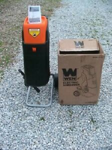 WEN (41121) 15-Amp Rolling Electric Wood Chipper and Shredder brand new