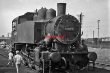 PHOTO  SR USA LOCO 30072 1964 AT EASTLEIGH WORKS (OPEN DAY) ON DISPLAY AT OPEN D