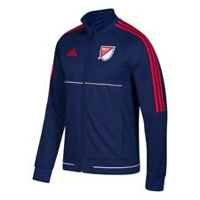2018 All Star Game MLS Adidas Men's  Navy Blue Full-Zip Anthem Track Jacket