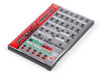TURNIGY TrackStar ESC Programing Card for 18A 100A 150A ESC - orangeRX UK